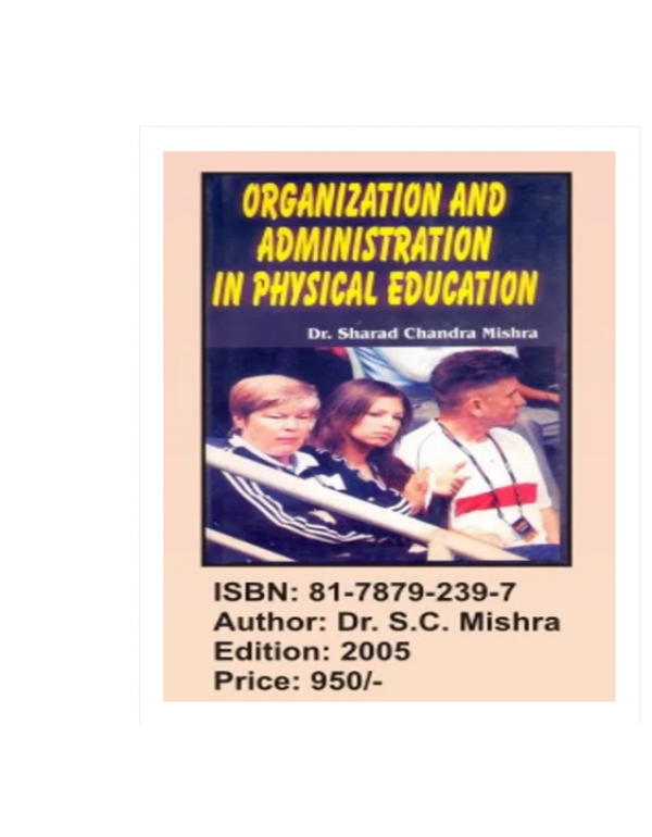 organisation in Physical education