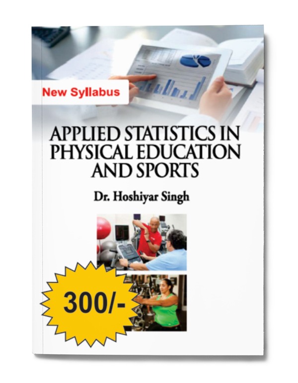 Applied statics in Physical education and Sports