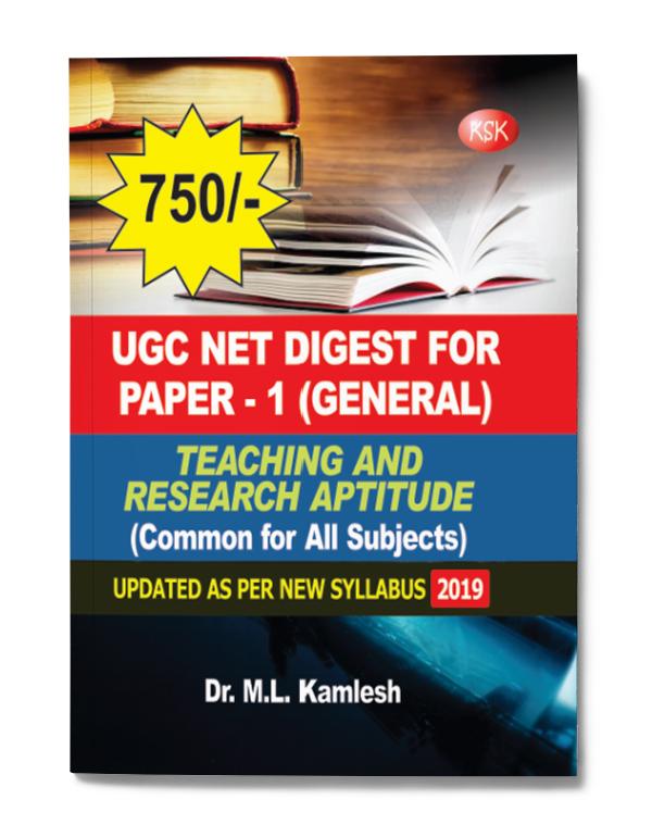 UGC Net Digest for Paper - 1 (General) - Teaching ...
