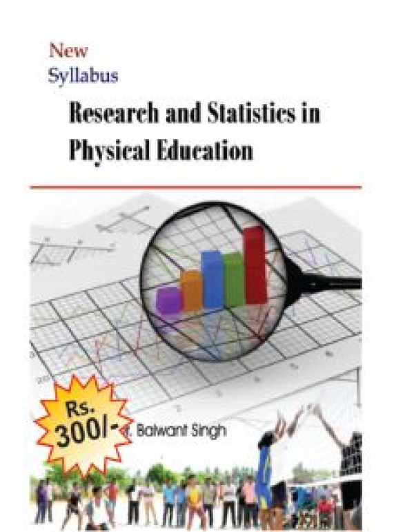 Research and Statistics  in Physical education    ...